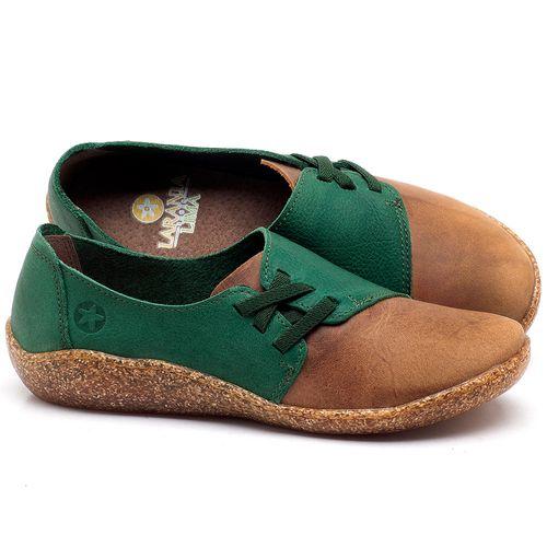 Laranja_Lima_Shoes_Sapatos_Femininos_Tenis_Cano_Baixo_em_Couro_Verde_-_Codigo_-_139022_1