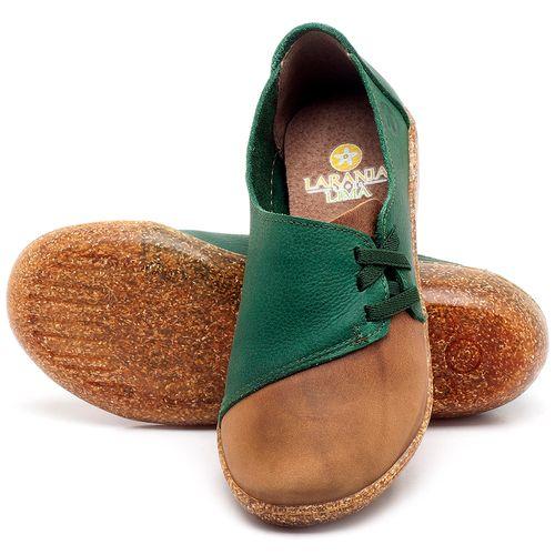 Laranja_Lima_Shoes_Sapatos_Femininos_Tenis_Cano_Baixo_em_Couro_Verde_-_Codigo_-_139022_2
