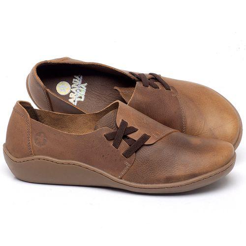 Laranja_Lima_Shoes_Sapatos_Femininos_Tenis_Cano_Baixo_em_Couro_Caramelo_-_Codigo_-_139022_1