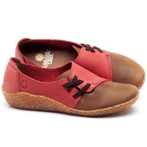 Laranja_Lima_Shoes_Sapatos_Femininos_Tenis_Cano_Baixo_em_Couro_Vermelho_-_Codigo_-_139022_1
