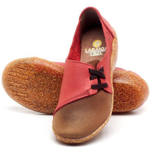 Laranja_Lima_Shoes_Sapatos_Femininos_Tenis_Cano_Baixo_em_Couro_Vermelho_-_Codigo_-_139022_2
