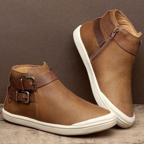 Laranja_Lima_Shoes_Sapatos_Femininos_Tenis_Cano_Alto_em_Couro_Caramelo_-_Codigo_-_56203_2