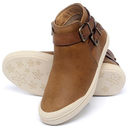 Laranja_Lima_Shoes_Sapatos_Femininos_Tenis_Cano_Alto_em_Couro_Caramelo_-_Codigo_-_56203_3