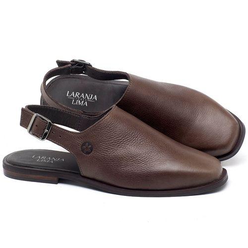 Laranja_Lima_Shoes_Sapatos_Femininos_Sapatilha_Bico_Fino_em_Couro_Cafe_-_Codigo_-_136089_1