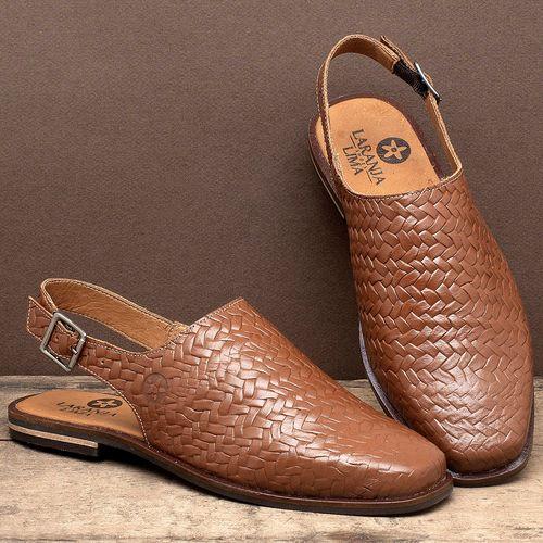 Laranja_Lima_Shoes_Sapatos_Femininos_Sapatilha_Bico_Fino_em_Couro_Caramelo_-_Codigo_-_136089_2
