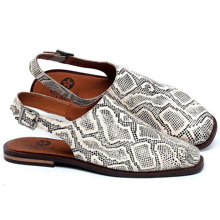 Laranja_Lima_Shoes_Sapatos_Femininos_Sapatilha_Bico_Fino_em_Couro_Cobra_-_Codigo_-_136089_1