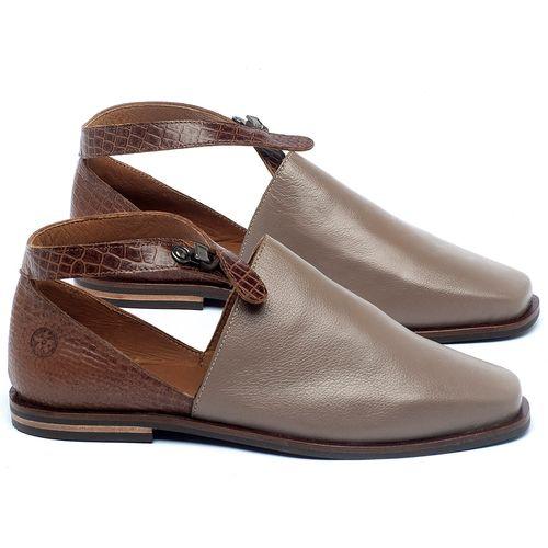 Laranja_Lima_Shoes_Sapatos_Femininos_Sapatilha_Bico_Fino_em_Couro_Fendi_-_Codigo_-_136090_1