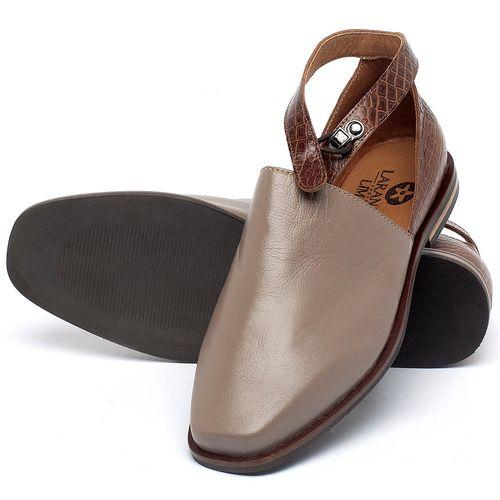 Laranja_Lima_Shoes_Sapatos_Femininos_Sapatilha_Bico_Fino_em_Couro_Fendi_-_Codigo_-_136090_3