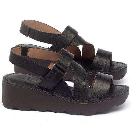Laranja_Lima_Shoes_Sapatos_Femininos_Ana_Bela_Tratorada_Salto_de_5_cm_em_Couro_Preto_-_Codigo_-_141170_1