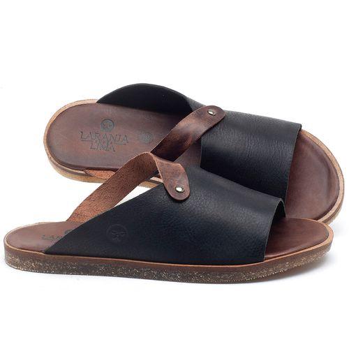 Laranja_Lima_Shoes_Sapatos_Femininos_Sandalia_Rasteira_Flat_em_Couro_Preto_-_Codigo_-_141056_1