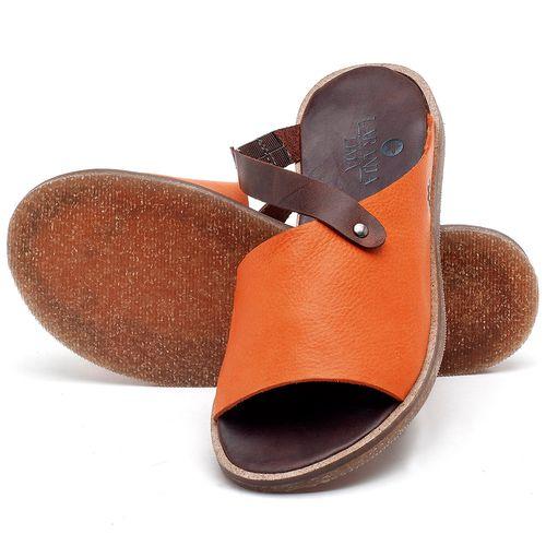 Laranja_Lima_Shoes_Sapatos_Femininos_Sandalia_Rasteira_Flat_em_Couro_Laranja_-_Codigo_-_141056_2