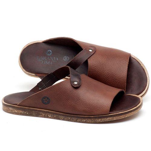 Laranja_Lima_Shoes_Sapatos_Femininos_Sandalia_Rasteira_Flat_em_Couro_Marrom_-_Codigo_-_141056_1