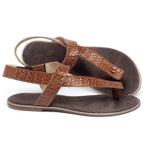 Laranja_Lima_Shoes_Sapatos_Femininos_Sandalia_Rasteira_Flat_em_Couro_Caramelo_-_Codigo_-_3722_1