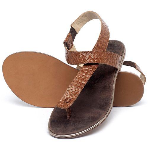Laranja_Lima_Shoes_Sapatos_Femininos_Sandalia_Rasteira_Flat_em_Couro_Caramelo_-_Codigo_-_3722_2