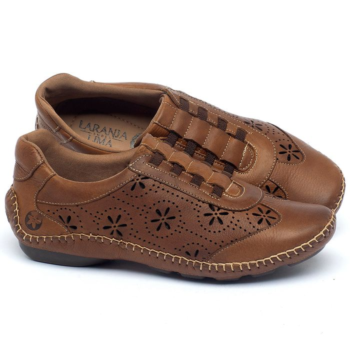 Laranja_Lima_Shoes_Sapatos_Femininos_Tenis_Cano_Baixo_em_Couro_Caramelo_-_Codigo_-_136008_1
