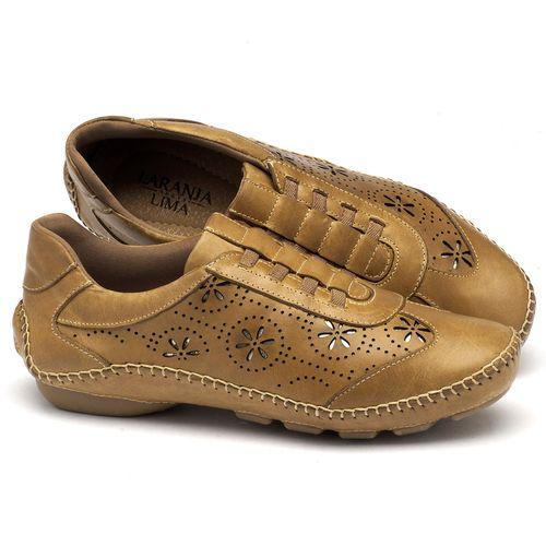 Laranja_Lima_Shoes_Sapatos_Femininos_Tenis_Cano_Baixo_em_Couro_Amarelo_-_Codigo_-_136008_1