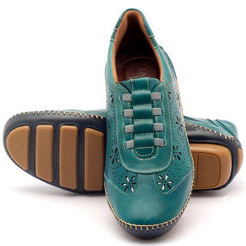 Laranja_Lima_Shoes_Sapatos_Femininos_Tenis_Cano_Baixo_em_Couro_Azul_-_Codigo_-_136008_2