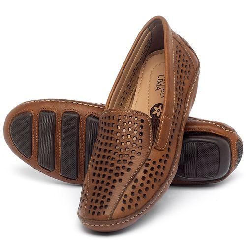 Laranja_Lima_Shoes_Sapatos_Femininos_Dockside_Laranja_Lima_Shoes_em_Couro_Caramelo_-_Codigo_-_136010_2
