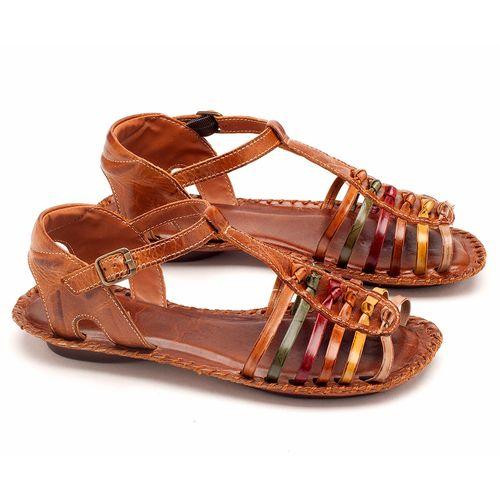Laranja_Lima_Shoes_Sapatos_Femininos_Sandalia_Rasteira_Flat_em_Couro_Caramelo_-_Codigo_-_136015_1