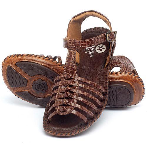 Laranja_Lima_Shoes_Sapatos_Femininos_Sandalia_Rasteira_Flat_em_Couro_Marrom_-_Codigo_-_136015_2