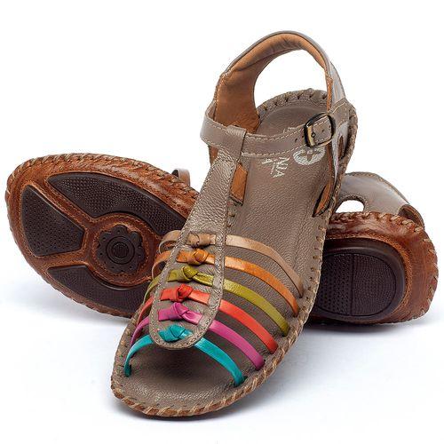 Laranja_Lima_Shoes_Sapatos_Femininos_Sandalia_Rasteira_Flat_em_Couro_Colorido_-_Codigo_-_136015_2