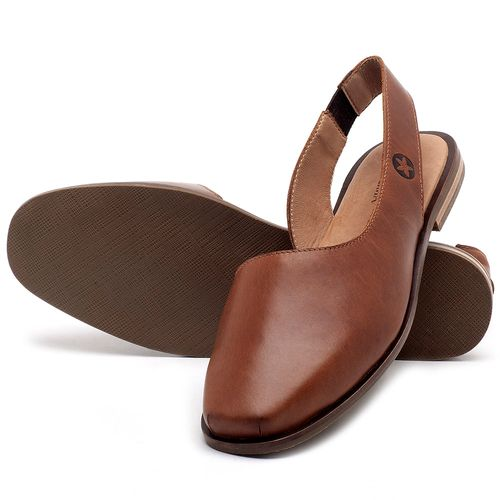 Laranja_Lima_Shoes_Sapatos_Femininos_Sapatilha_Bico_Quadrado_em_Couro_Caramelo_-_Codigo_-_136080_2