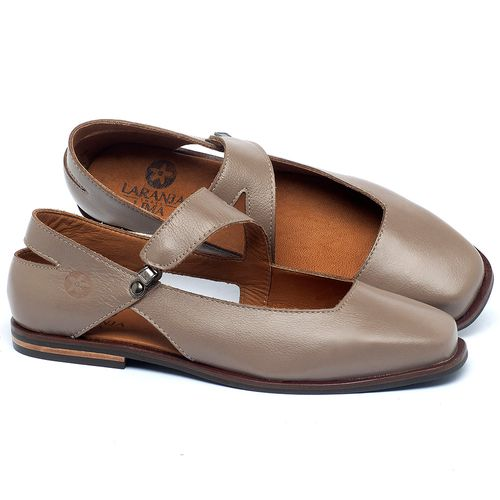 Laranja_Lima_Shoes_Sapatos_Femininos_Sapatilha_Bico_Fino_em_Couro_Fendi_-_Codigo_-_136091_1