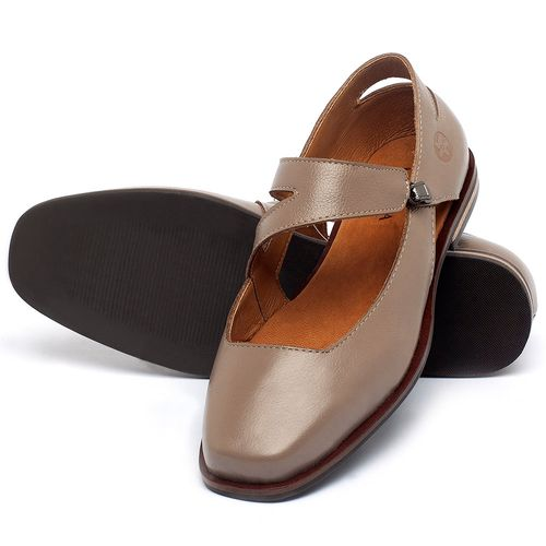 Laranja_Lima_Shoes_Sapatos_Femininos_Sapatilha_Bico_Fino_em_Couro_Fendi_-_Codigo_-_136091_2