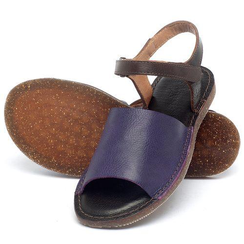 Laranja_Lima_Shoes_Sapatos_Femininos_Sandalia_Rasteira_Flat_em_Couro_Roxo_-_Codigo_-_141159_2