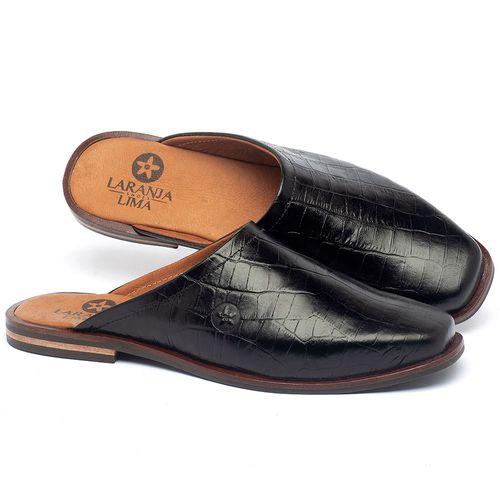 Laranja_Lima_Shoes_Sapatos_Femininos_Sapatilha_Alternativa_em_Couro_Preto_-_Codigo_-_136104_1