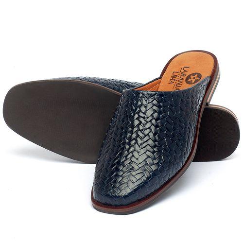 Laranja_Lima_Shoes_Sapatos_Femininos_Sapatilha_Alternativa_em_Couro_Azul_-_Codigo_-_136104_2