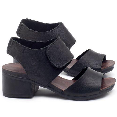 Laranja_Lima_Shoes_Sapatos_Femininos_Sandalia_Laranja_Lima_Shoes_Boho_Salto_de_5_cm_em_Couro_Preto_-_Codigo_-_137218_1
