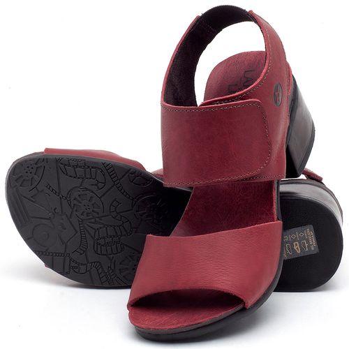 Laranja_Lima_Shoes_Sapatos_Femininos_Sandalia_Laranja_Lima_Shoes_Boho_Salto_de_5_cm_em_Couro_Vermelho_-_Codigo_-_137218_2