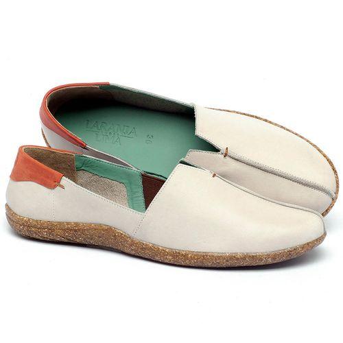 Laranja_Lima_Shoes_Sapatos_Femininos_Tenis_Cano_Baixo_em_Couro_Off-White_-_Codigo_-_145049_1