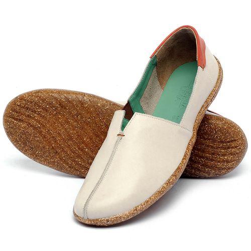 Laranja_Lima_Shoes_Sapatos_Femininos_Tenis_Cano_Baixo_em_Couro_Off-White_-_Codigo_-_145049_2