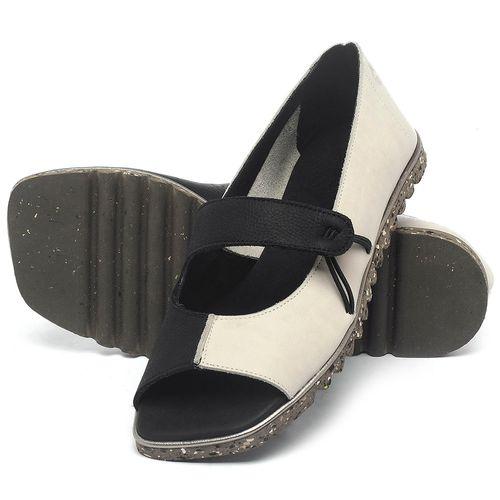 Laranja_Lima_Shoes_Sapatos_Femininos_Sandalia_Rasteira_Flat_em_Couro_P_-_B_-_Codigo_-_145050_2