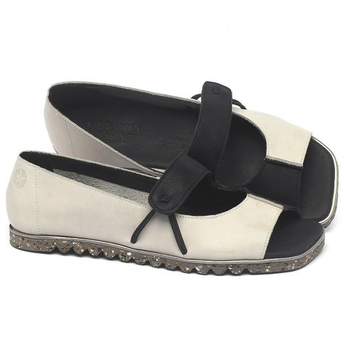 Laranja_Lima_Shoes_Sapatos_Femininos_Sandalia_Rasteira_Flat_em_Couro_P_-_B_-_Codigo_-_145050_1