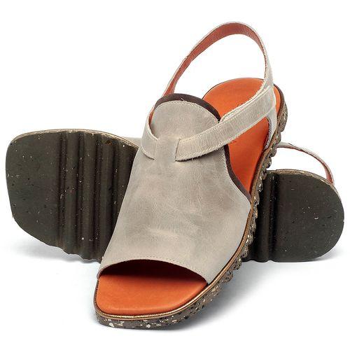 Laranja_Lima_Shoes_Sapatos_Femininos_Sandalia_Rasteira_Flat_em_Couro_Off-White_-_Codigo_-_145055_2