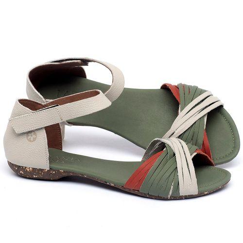 Laranja_Lima_Shoes_Sapatos_Femininos_Sandalia_Rasteira_Flat_em_Couro_Off-White_-_Codigo_-_148028_1