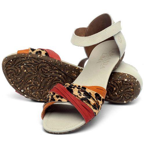 Laranja_Lima_Shoes_Sapatos_Femininos_Sandalia_Rasteira_Flat_em_Couro_Animal_Print_-_Codigo_-_148028_2
