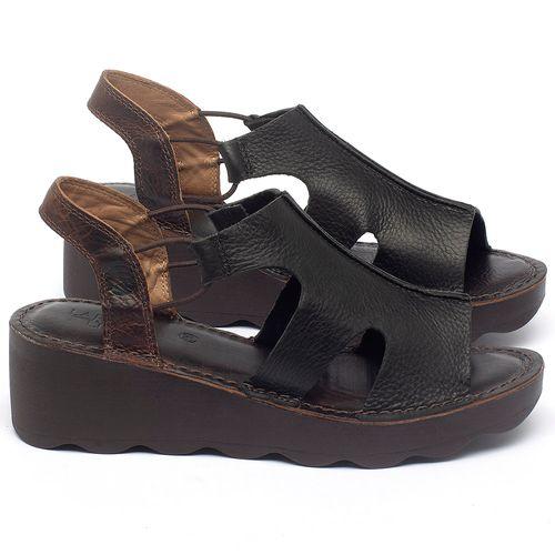 Laranja_Lima_Shoes_Sapatos_Femininos_Ana_Bela_Tratorada_Salto_de_5_cm_em_Couro_Preto_-_Codigo_-_141165_1