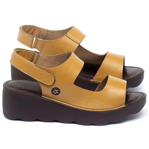 Laranja_Lima_Shoes_Sapatos_Femininos_Ana_Bela_Tratorada_Salto_de_5_cm_em_Couro_Amarelo_-_Codigo_-_141167_1