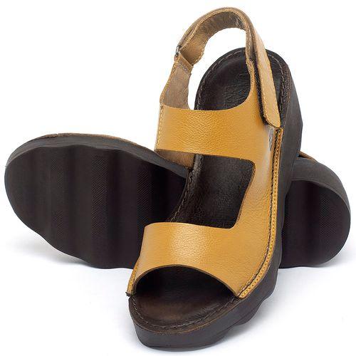 Laranja_Lima_Shoes_Sapatos_Femininos_Ana_Bela_Tratorada_Salto_de_5_cm_em_Couro_Amarelo_-_Codigo_-_141167_2