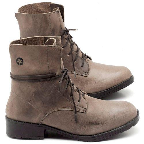 Laranja_Lima_Shoes_Sapatos_Femininos_Bota_Cano_Curto_Salto_de_3_cm_em_Couro_Cinza_-_Codigo_-_137160_1
