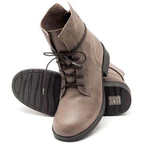 Laranja_Lima_Shoes_Sapatos_Femininos_Bota_Cano_Curto_Salto_de_3_cm_em_Couro_Cinza_-_Codigo_-_137160_2