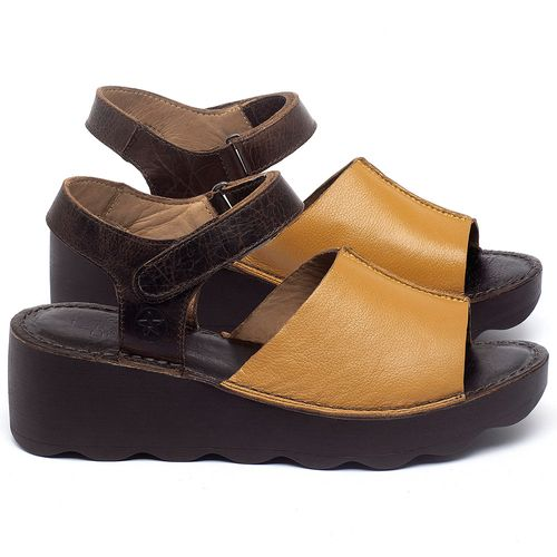 Laranja_Lima_Shoes_Sapatos_Femininos_Ana_Bela_Tratorada_Salto_de_5_cm_em_Couro_Amarelo_-_Codigo_-_141168_1