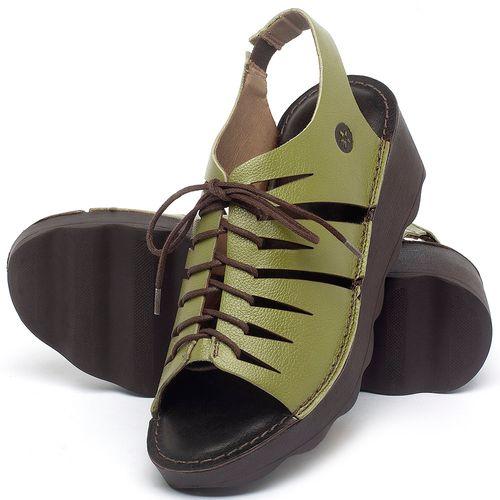 Laranja_Lima_Shoes_Sapatos_Femininos_Ana_Bela_Tratorada_Salto_de_5_cm_em_Couro_Verde_-_Codigo_-_141169_2