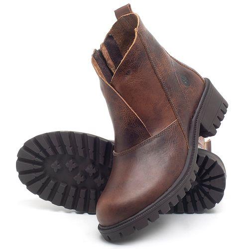 Laranja_Lima_Shoes_Sapatos_Femininos_Bota_Cano_Curto_em_Couro_Marrom_-_Codigo_-_137238_2