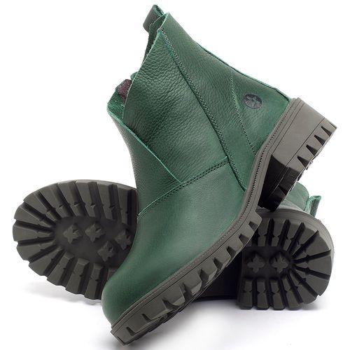 Laranja_Lima_Shoes_Sapatos_Femininos_Bota_Cano_Curto_em_Couro_Verde_-_Codigo_-_137238_2