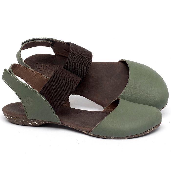 Laranja_Lima_Shoes_Sapatos_Femininos_Sapatilha_Alternativa_em_Couro_Verde_-_Codigo_-_148027_1